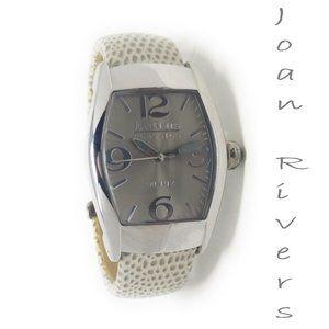 Joan Rivers Classics Women's Watch Bangle, Grey